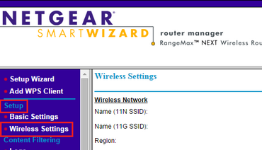 setup-wireless-password-of-netgear-router